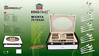 Набор столовых приборов 72 KING HOFF  GLOSS KH-3578