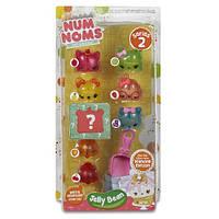 Набор ароматных игрушек NUM NOMS S2 - СУПЕР JELLY BEAN (6 намов, 2 нома, с аксессуарами)  544180