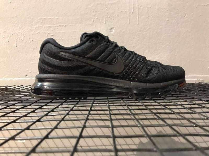 online store 1a626 28cab Nike Air Max 2017 Triple Black
