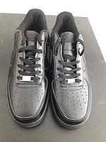 Nike Air Force Low 1 Black (Брак)
