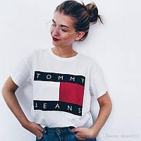 Футболка женская Tommy Jeans