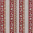 Декоративная ткань с цветочными мотивами, фото 2