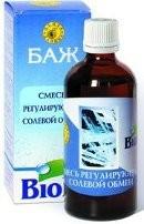 Суміш регулює сольовий обмін - Біологічно активна рідина — 100 мл - Даніка, Україна