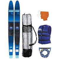 "Комплект Allegre 67"" Combo Skis Blue Pack"