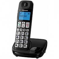 Телефон Dect Panasonic KX-TGE110UCB Black