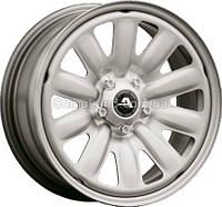 Стальные диски KFZ 130400 Hyundai / Kia / Mazda 6.5x16/5x114.3 D67.0 ET50 (Silver)