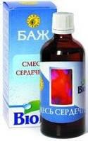 Смесь сердечная - Биологически активная жидкость — 100 мл - Даника, Украина