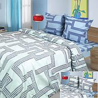 Постельное белье Ярослав t229 бязь набивная Двуспальный комплект -2 наволочки: 50х70 см