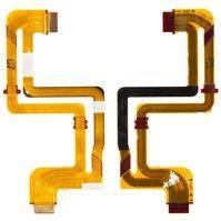 Шлейф для цифровых видеокамер Sony HDR-HC1, HDR-HC1E, HDR-HC1EK, HDR-HC1K, HVR-A1C, HVR-A1E, HVR-A1J, HVR-A1N, для дисплея