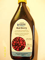 Сироп Красная ягода для обогащения витаминами, противоспалительный