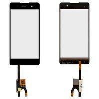 Сенсорный экран для мобильного телефона Sony F3311 Xperia E5, черный