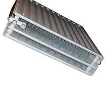 Стальные радиаторы отопления Sanica 33тип, 500х600 боковое подключение, фото 2
