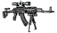 ULTIMAG AK 30-местный полимерный магазин для АК 7,62х39 Fab Defense, фото 3