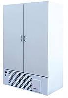 Холодильный шкаф среднетемпературный ШХС-1.0 с глухой дверью и автооттайкой