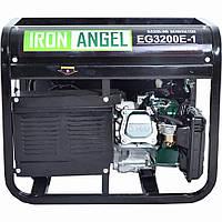 Бензиновый генератор IRON ANGEL EG 3200 E-1