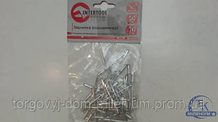 Заклепка 3.2-10 мм 50 шт. InterTool RT-3210