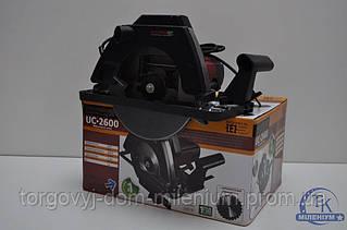 ИЖМАШ Пила дисковая 205 d. 2.6 кВт UC-2600