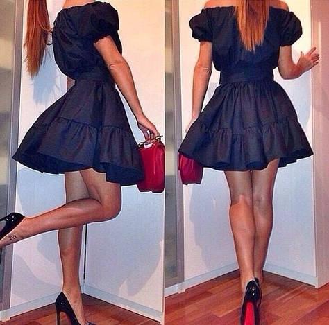 Платье е152