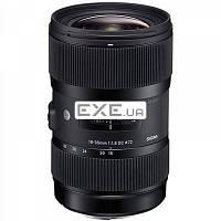 Объектив Sigma AF 18-35/ 1,8 DC HSM Nikon (210955)