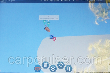 Новое поступление !!! Кораблик для рыбалки CarpCRUISER Boat-BAP с функцией Автопилота !!!