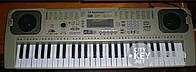 Многофункциональный синтезатор - орган MQ 807USB