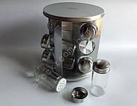 Набор для специй Peterhof PH 12871 на оборачиваемой, металлической стойке