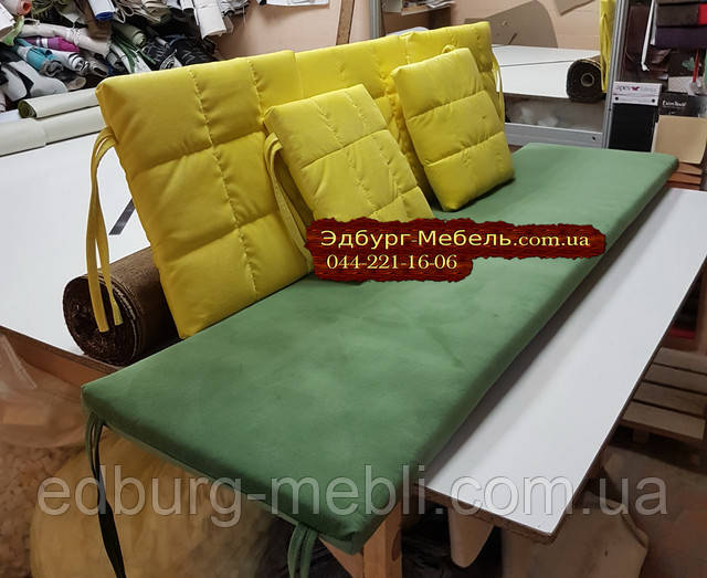 Подушки для террассы и мебели из поддонов