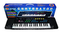 Многофункциональное пианино- синтезатор с микрофоном