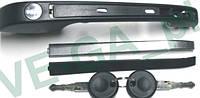 VW Derby 81-84  Наружная ручка передней двери левая с ключами в комплекте