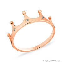 Золотое кольцо Корона  1.29, 15.5