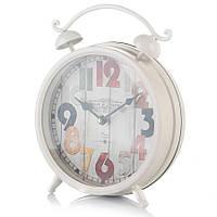 Металлические настольные часы, фото 1