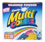 """Порошок д/прання """"Multicolor"""" 400г авт/-874/22"""