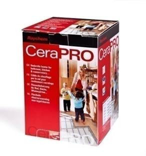 Секция кабельная CeraPro 160 W 14м