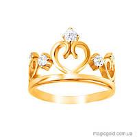 Золотое кольцо Корона  3.32, 17.5