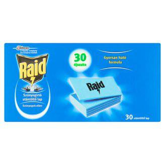 Пластины Raid против комаров 30шт