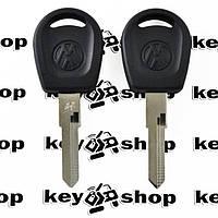 Ключ для Volkswagen (Фольксваген) с чипом ID48, лезвие НU49