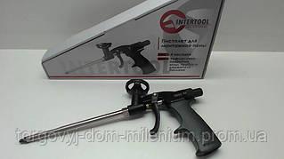 Пистолет под монтажну пену InterTool PT-0605