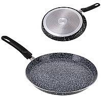 Сковорода для налесников мраморная индукция газ 5690