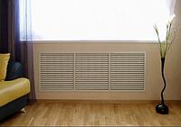 Радиаторная решетка 600*1500 Украина