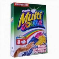 """Порошок д/прання """"Multicolor"""" 400г руч./-168/22"""