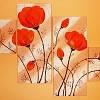 Схемы картин формата А2 для вышивки бисером и триптихи