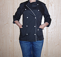 Куртка повара женская хлопок 40-56