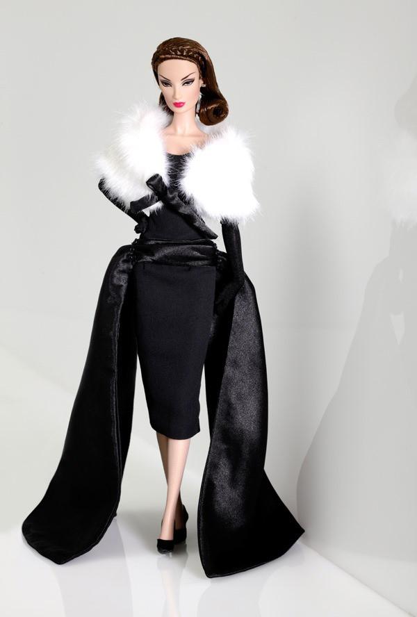 Коллекционная кукла Integrity Toys 2014 Simonetta Bertorelli La Ville Lumiere 76020