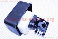 Фильтр воздушный в сборе с масляной ванной (Вариант В) 168F