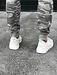 Кроссовки Adidas NMD R1 Reflective White 3M. Живое фото! Топ качество! (Реплика ААА+), фото 3