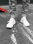 Кроссовки Adidas NMD R1 Reflective White 3M. Живое фото! Топ качество! (Реплика ААА+), фото 4