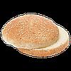 Велика булочка з конжутом для гамбургера