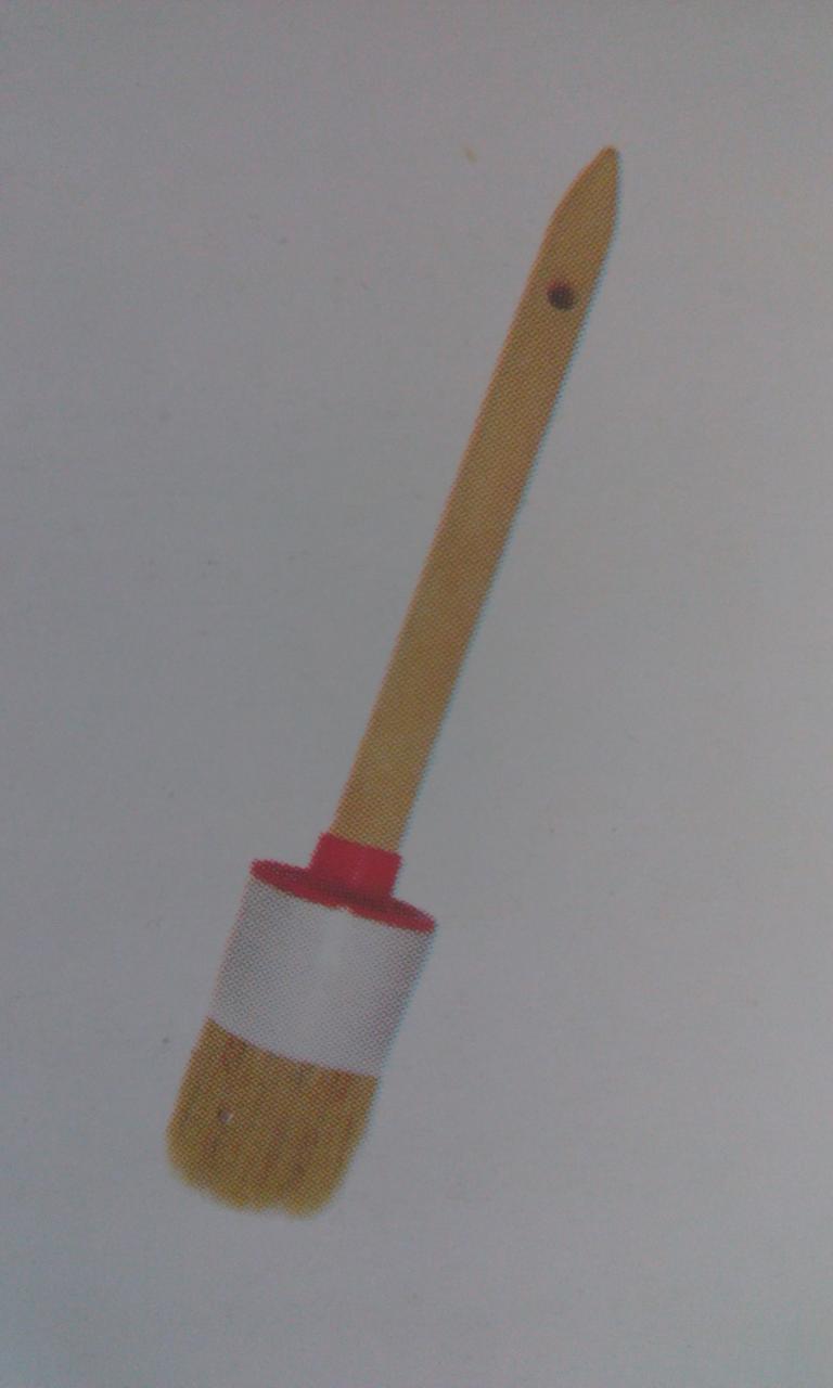 Кисть круглая тип Стандарт №14 - диаметр 50 мм HTtools