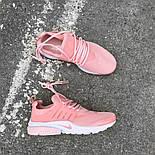 Женские кроссовки Nike Air Presto Bright Melon. Живое фото. Топ качество! (Реплика ААА+), фото 3