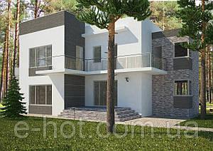 Проектирование дома из керамоблоков